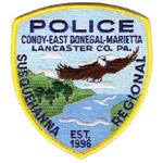 Susquehanna Regional Police Department, PA