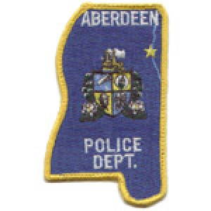 Officer Eric King Wilson, Aberdeen Police Department, Mississippi