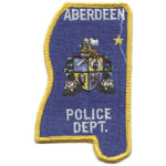Aberdeen Police Department, MS