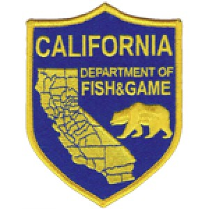 Game warden richard squires california department of fish for Ca dept of fish and game