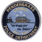 Pendergrass Police Department, GA