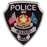 McLoud Police Department, OK