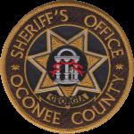 Oconee County Sheriff's Office, GA