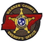 Warren County Sheriff's Department, TN