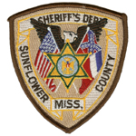 Sunflower County Sheriff's Office, MS