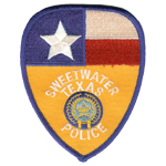Sweetwater Police Department, TX