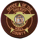 Hall County Sheriff's Office, GA