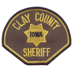 Clay County Sheriff's Office, IA