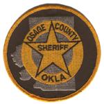 Osage County Sheriff's Office, OK