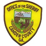 Camden County Sheriff's Office, GA