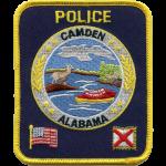 Camden Police Department, AL