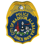 Madison Police Department, AL