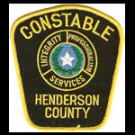 Henderson County Constable's Office - Precinct 1, TX