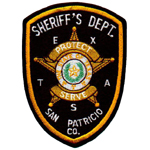 San Patricio County Sheriff's Office, TX