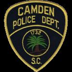 Camden Police Department, SC