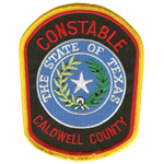 Caldwell County Constable's Office - Precinct 1, TX