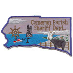 Cameron Parish Sheriff's Department, LA