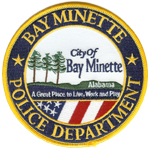 Bay Minette Police Department, AL