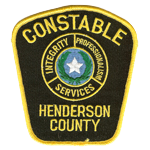Henderson County Constable's Office - Precinct 8, TX