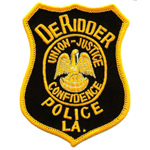 DeRidder Police Department, LA