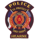 Hearne Police Department, TX