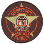 Candler County Sheriff's Office, GA