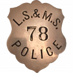 Lake Shore and Michigan Southern Railroad Police Department, RR