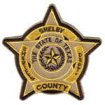 Shelby County Sheriff's Department, TX