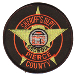 Pierce County Sheriff's Office, GA