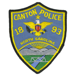 Canton Police Department, NC