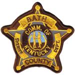 Bath County Sheriff's Office, KY