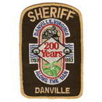 Danville Sheriff's Office, VA