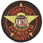 Effingham County Sheriff's Office, GA