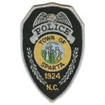 Sparta Police Department, NC
