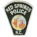 Red Springs Police Department, NC
