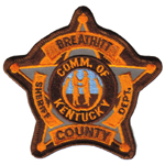 Breathitt County Sheriff's Office, KY