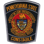 Pennsylvania State Constable - Somerset County, PA