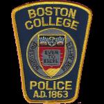 Boston College Police Department, MA