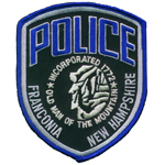 Franconia Police Department, NH