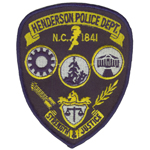 Henderson Police Department, NC