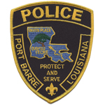 Port Barre Police Department, LA
