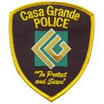 Casa Grande Police Department, AZ