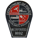 Richlands Police Department, VA