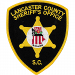 Lancaster County Sheriff's Office, SC