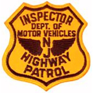 Inspector francis j greechan new jersey department of for Motor vehicle department il