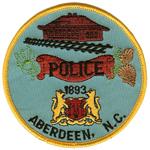 Aberdeen Police Department, NC