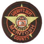 McIntosh County Sheriff's Office, GA