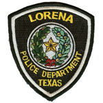 Lorena Police Department, TX