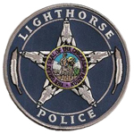 Chickasaw Lighthorse Police Department, TR
