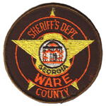 Ware County Sheriff's Office, GA